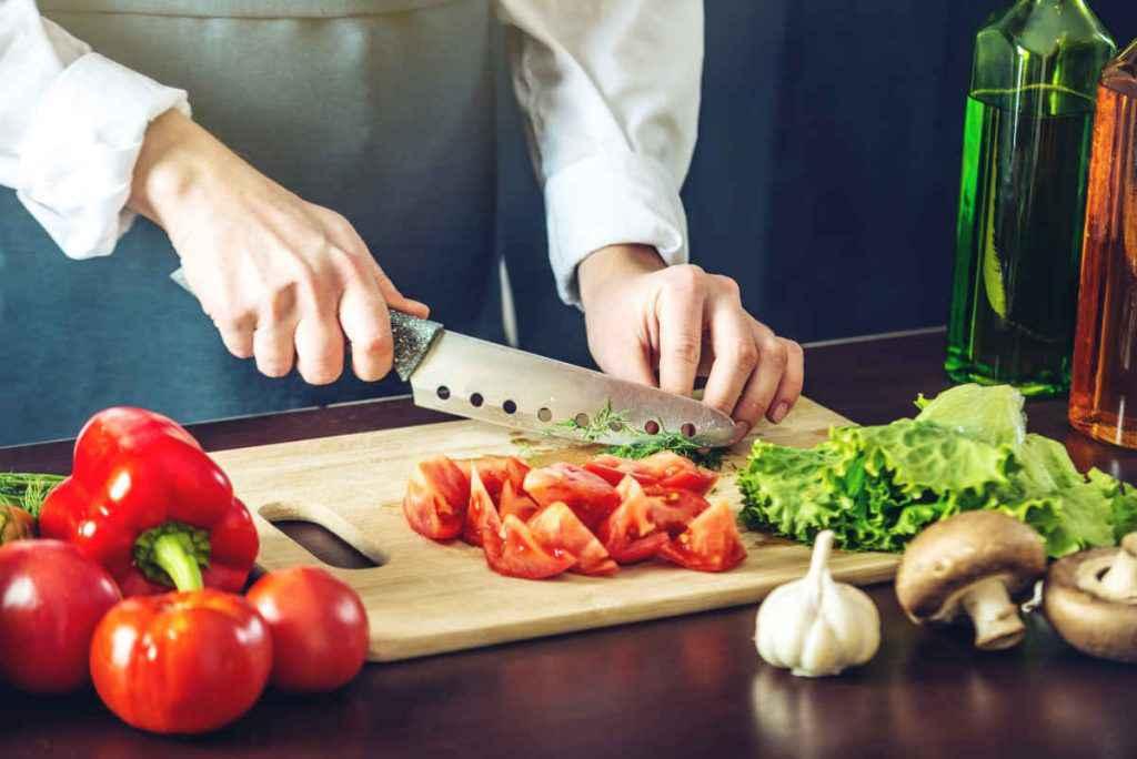 coltello a lama forata o alveolato