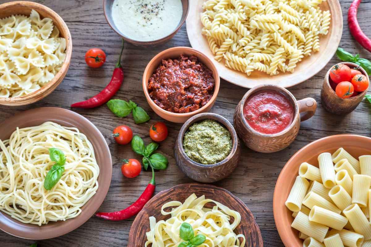 condimenti per pasta veloci e sfiziosi ricette facili
