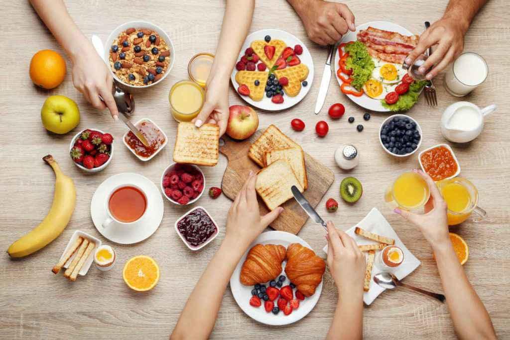 cosa mangiare a colazione tutti i giorni colazione dolce e salata