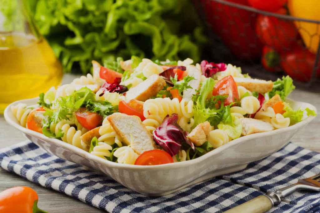 insalata di pasta fredda ricette facili e veloci