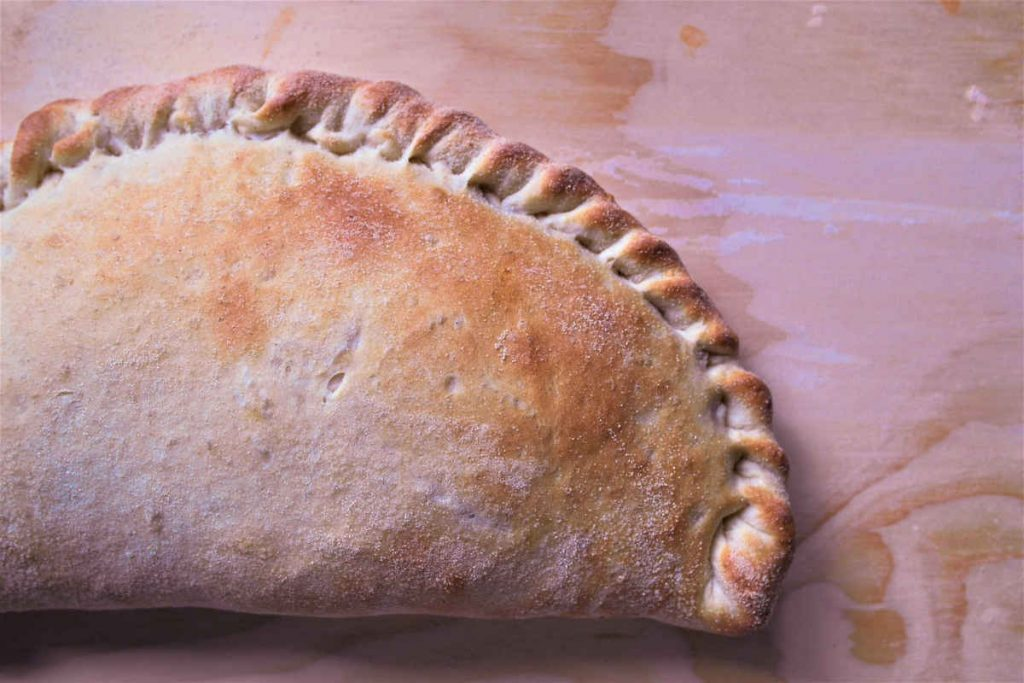 calzone farcito ricette street food