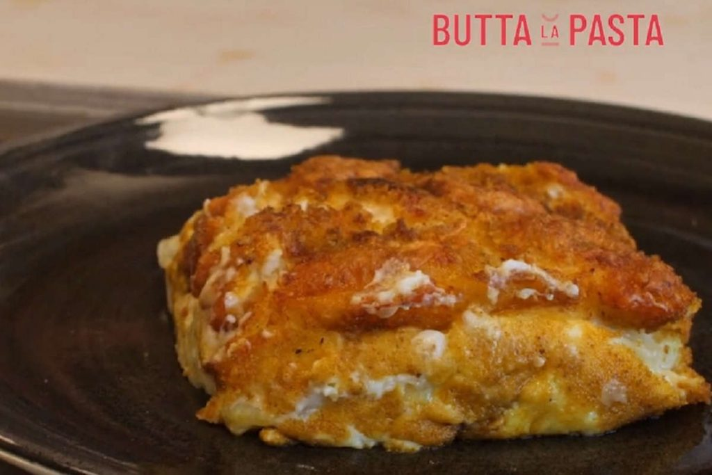 parmigiana di finocchi ricetta di valentina santanicchio