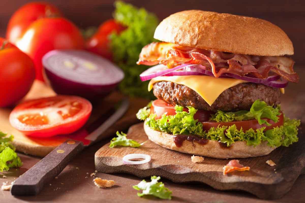 ricette di hamburger facili