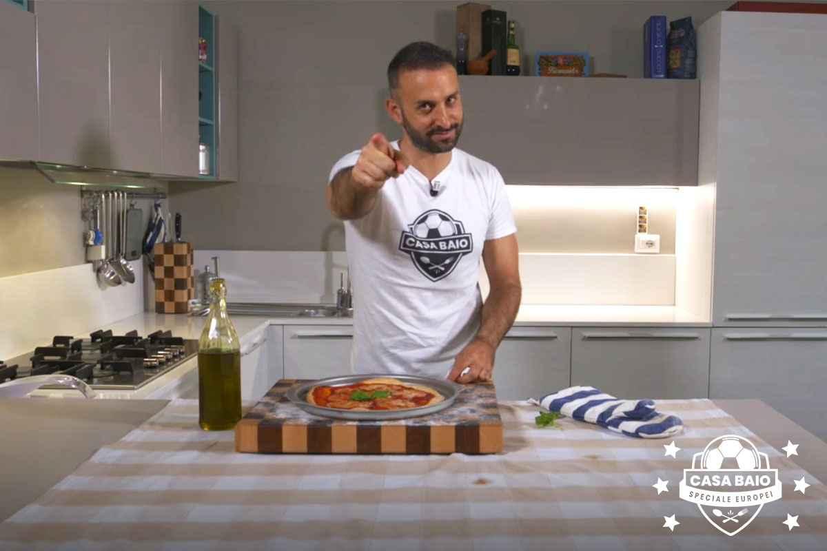 CasaBaio pizza margherita