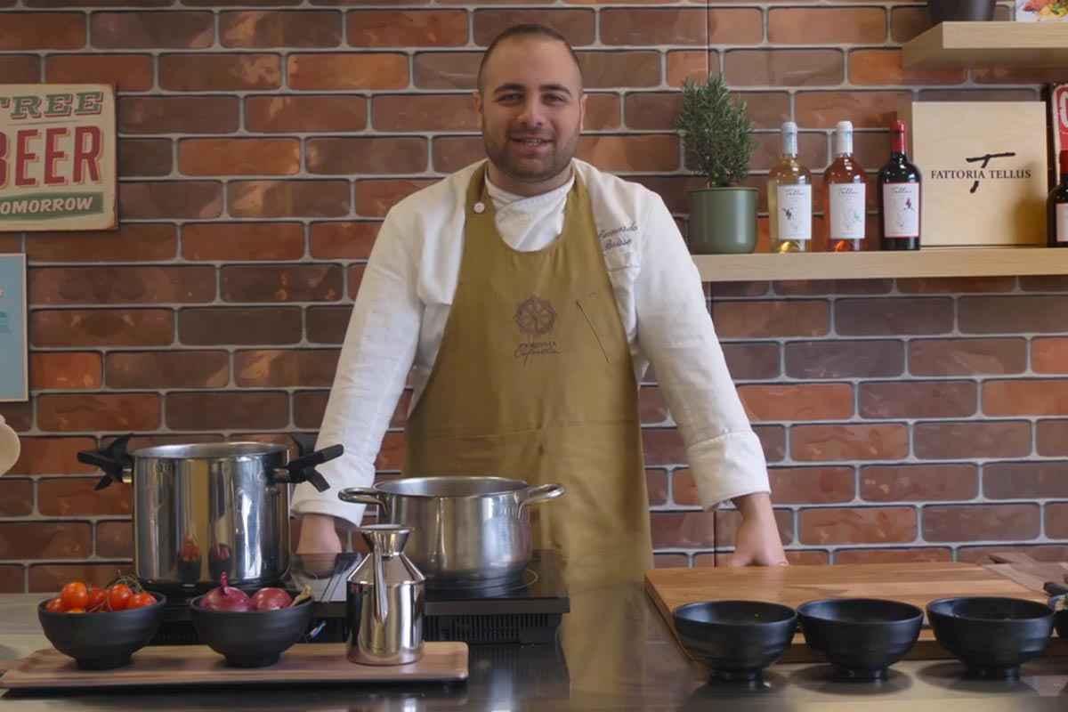 Chef Leonardo Perisse