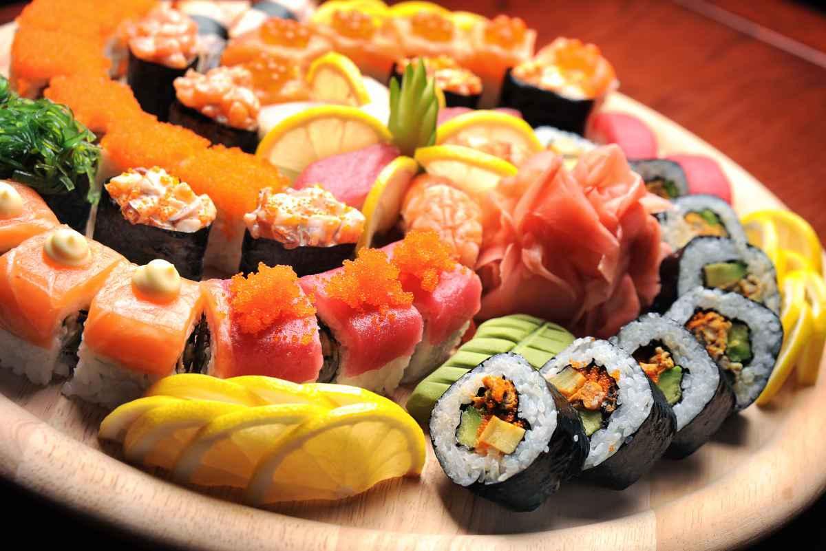 sushi come fare a casa nigiri e maki
