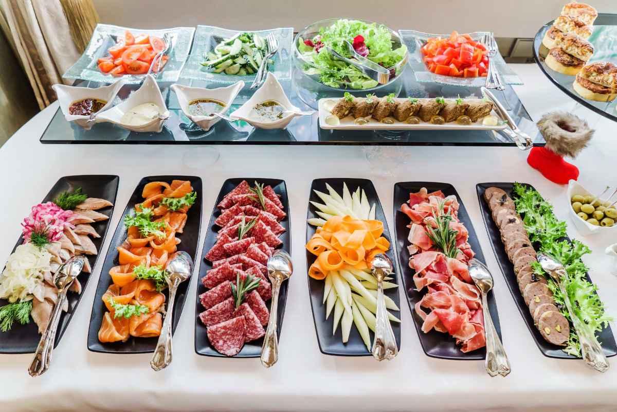 Come organizzare un buffet perfetto: idee, consigli e ricette