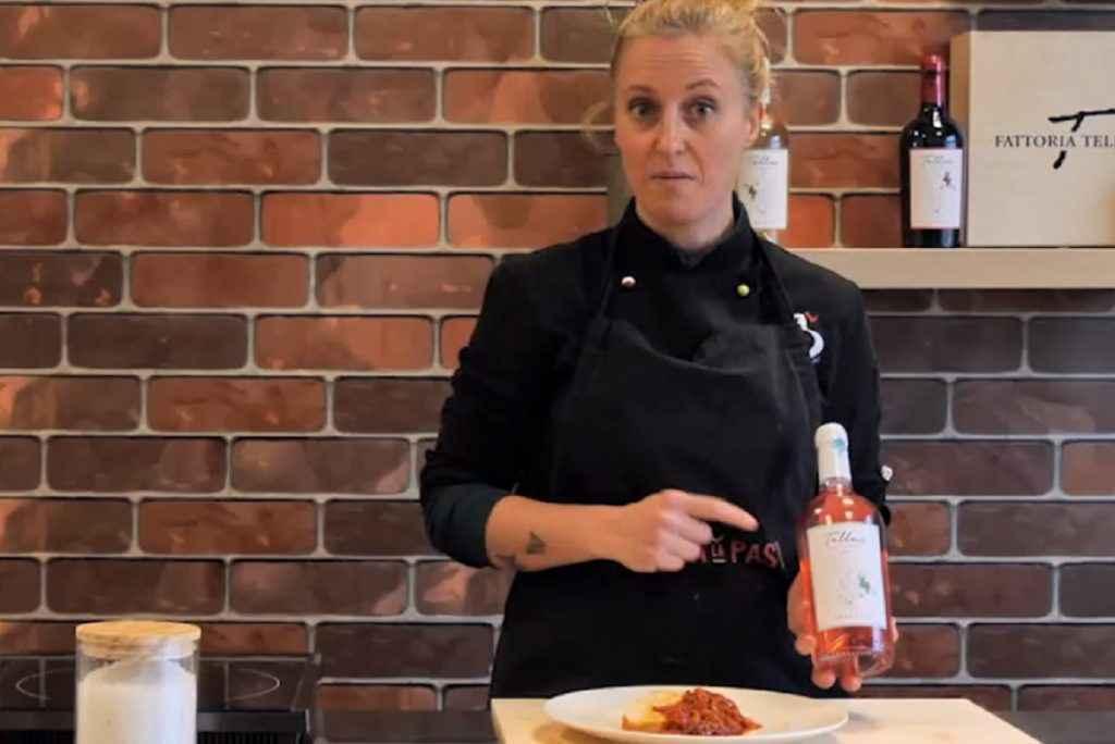 Valentina Santanicchio consiglia vino Tellus Syrah Famiglia Cotarella