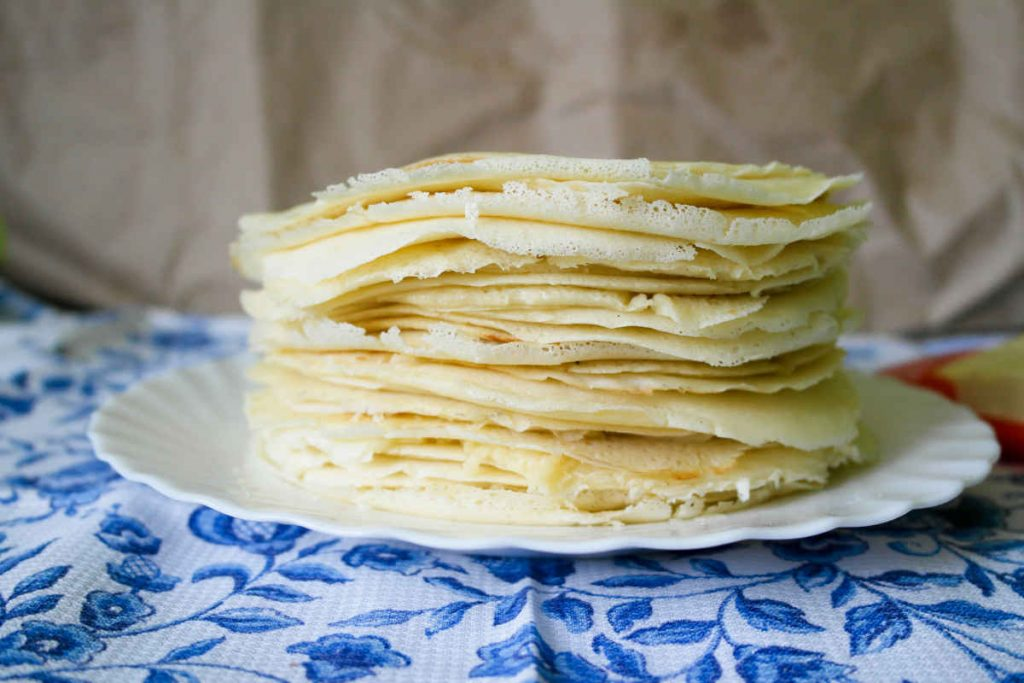 crepes proteica