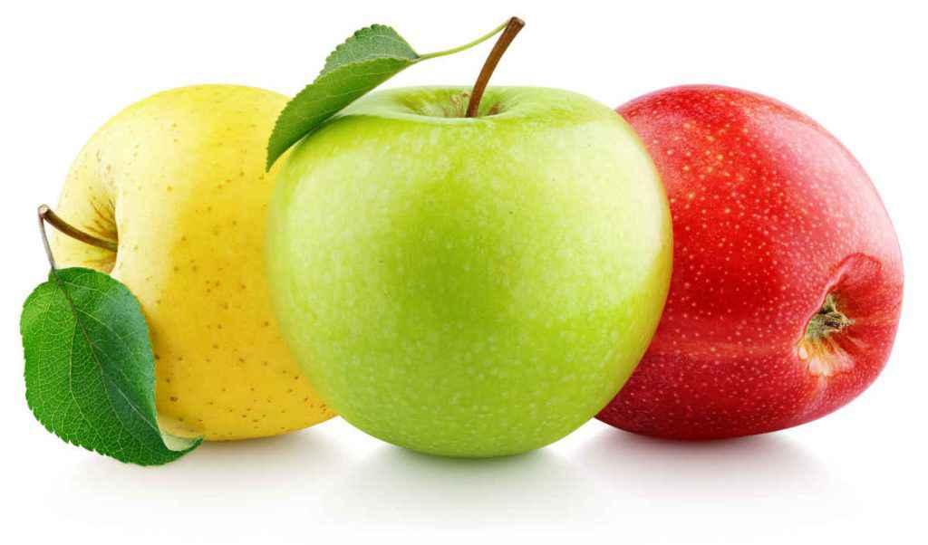 tipi di mele per la torta