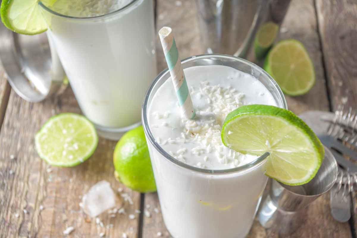 whipped lemonade, la limonata montata