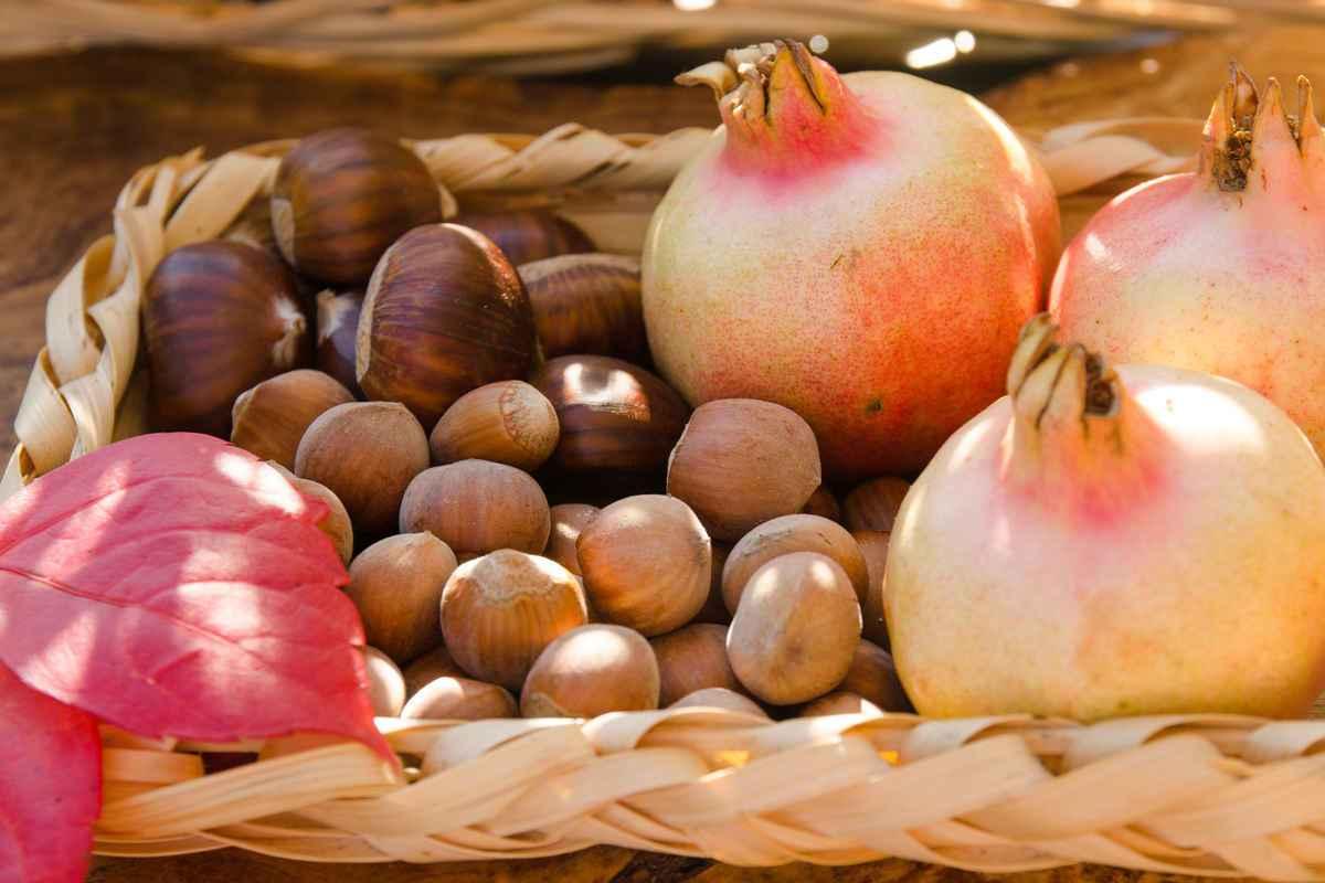 frutta autunnale per le ricette contro il colesterolo alto