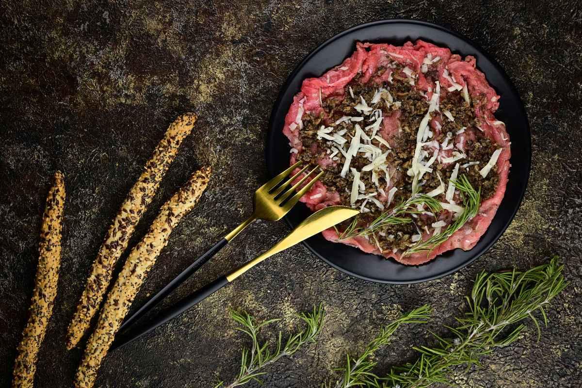 ricette tartufo carne