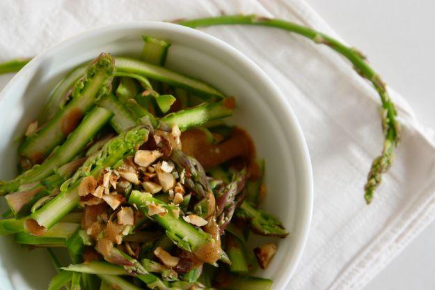 Asparagi: le ricette veloci e light