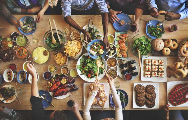 Cena a buffet, come organizzarla