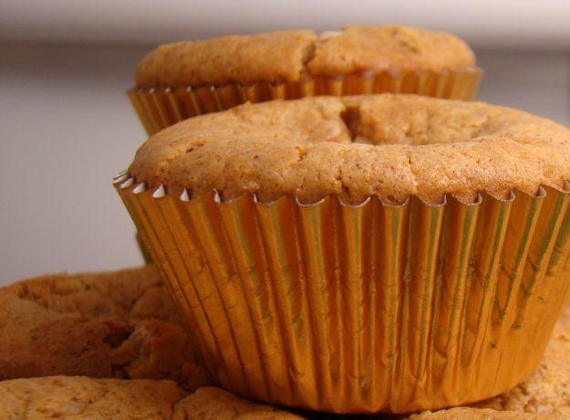 Muffin salati alla zucca