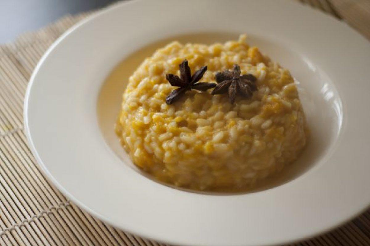 Ricetta Risotto Con Asparagi Monsieur Cuisine.Risotto Alla Zucca Con Il Bimby Buttalapasta