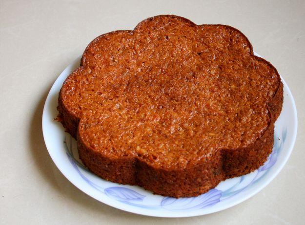 Torta albicocche e amaretti