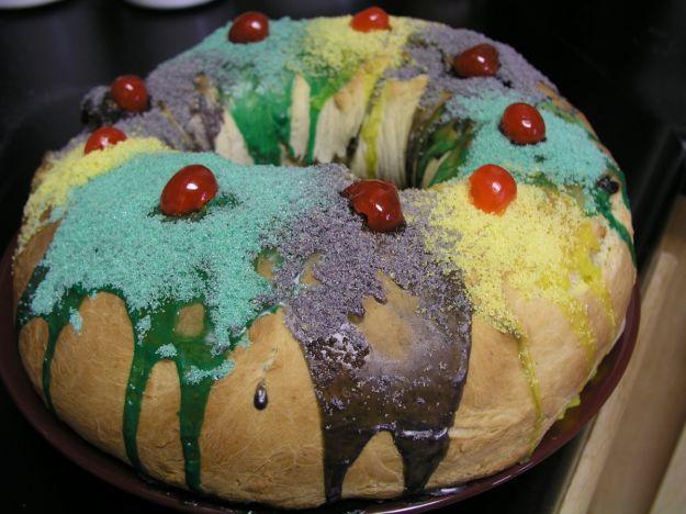 Torta della dodicesima notte (Twelfth Night Cake)