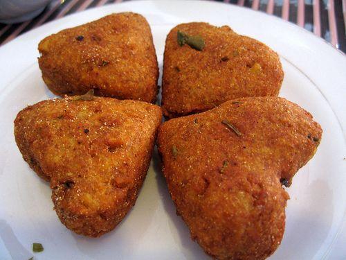 Aloo Tikki (polpette di patate)