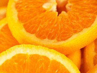 Coppe di arance al Whisky