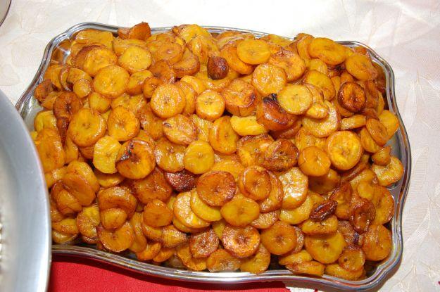 Banane fritte (alloco)