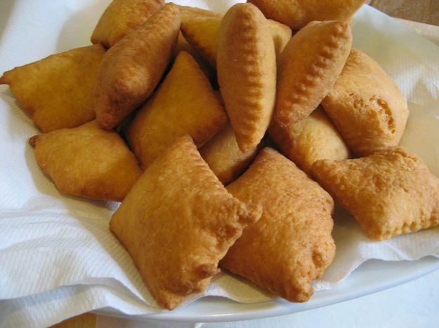 brighelle fritte per carnevale