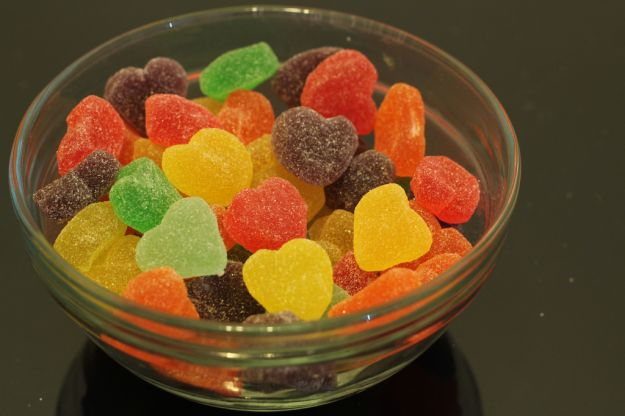 caramelle gelatine