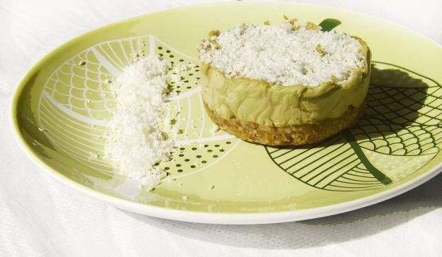 Cheesecake di avocado