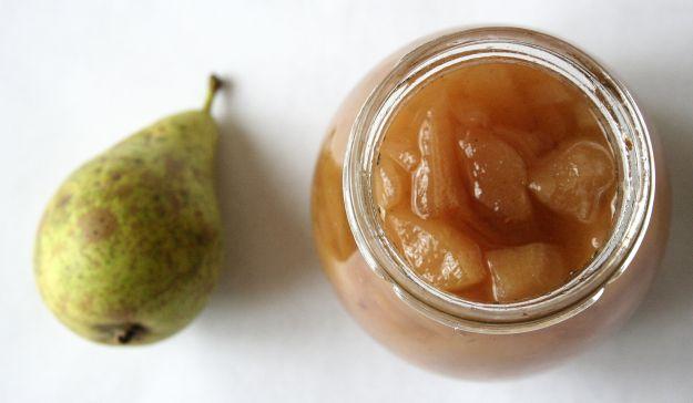 Chutney di mele e pere