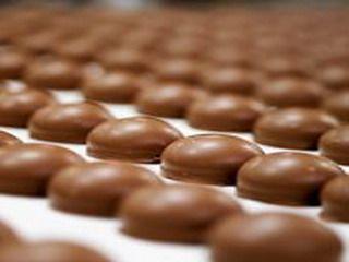 Cioccolatini a spicchio