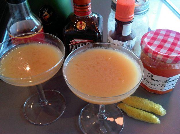 Cocktail all'albicocca