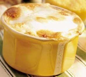 Cocottine con formaggio e prosciutto
