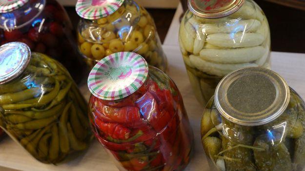 Conserve alimentari fatte in casa: le migliori ricette