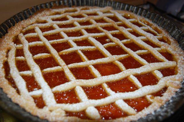 Crostata senza zucchero per diabetici