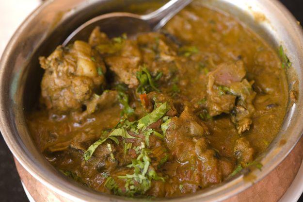 Curry di pollo di Zanzibar
