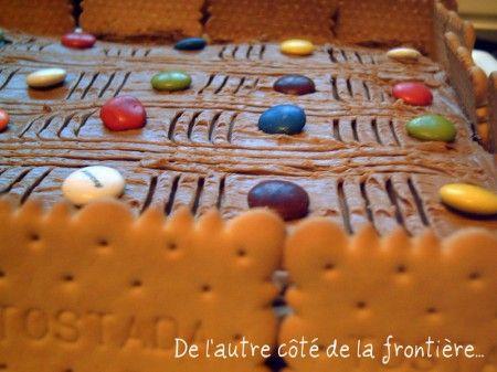 dolce rapido cioccolato gallette