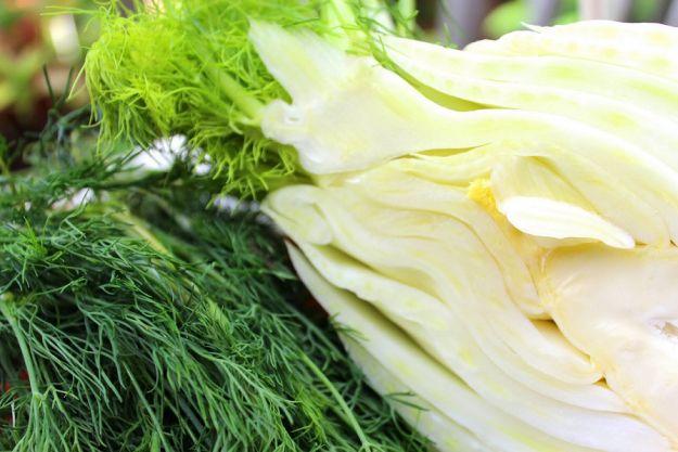 Finocchi alle erbe aromatiche