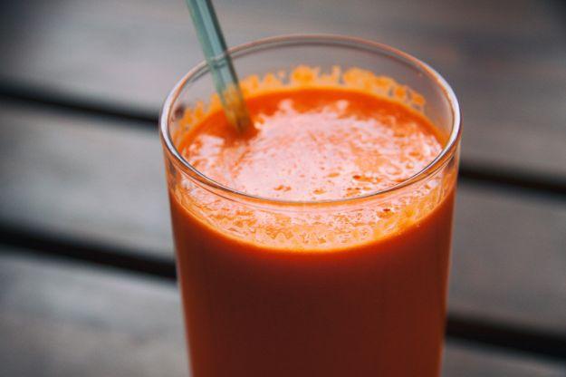 frullato alla carota 1