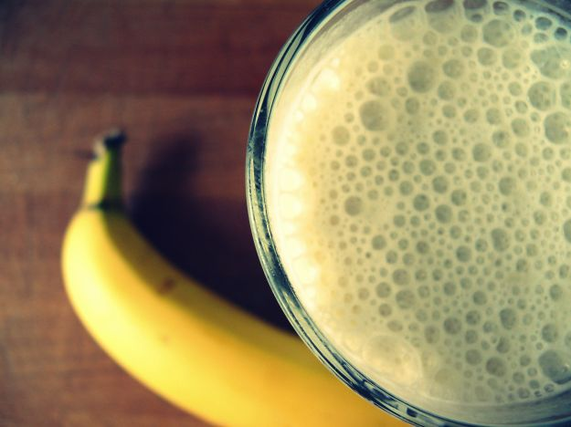 frullato banane