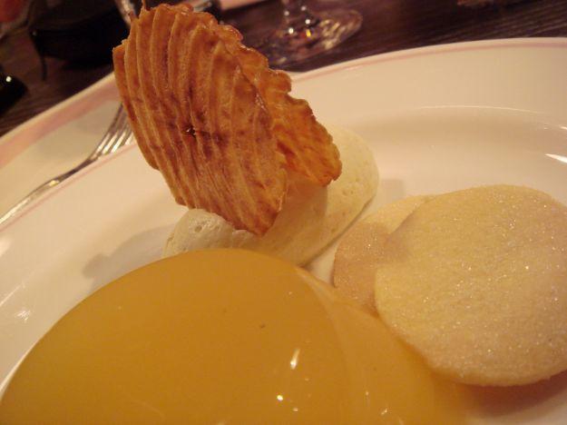 gelatina di pere