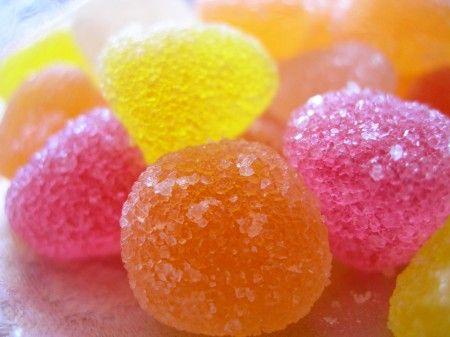 Palline di gelatine