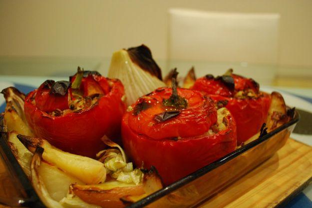 gnocchetti nei peperoni 1