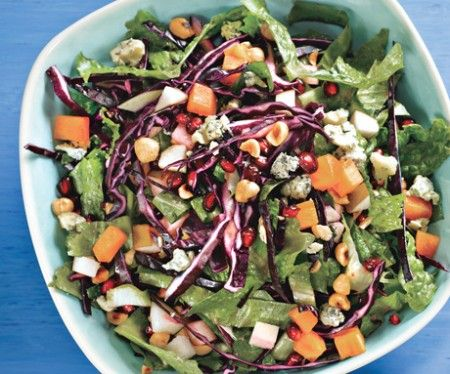 Insalata arcobaleno di frutta e verdura