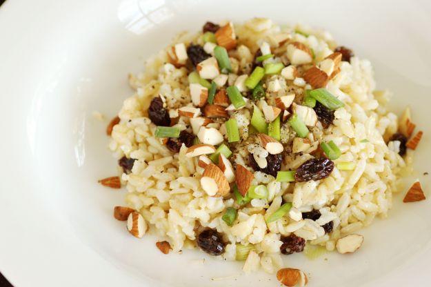 Insalata di riso persiana