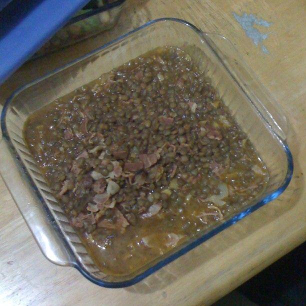lenticchie alla lombarda