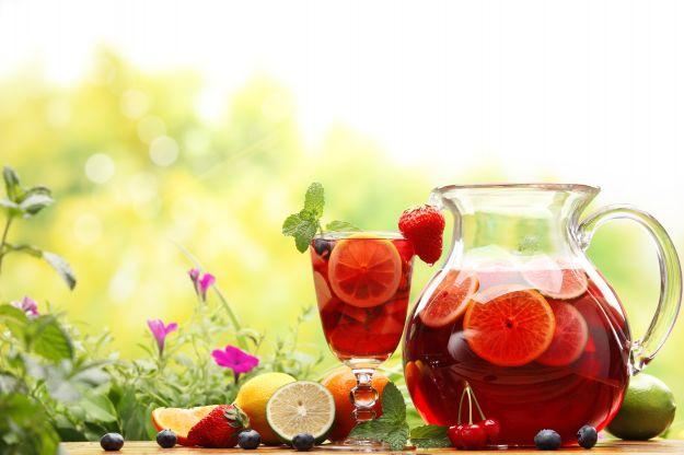 Limonata alle fragole
