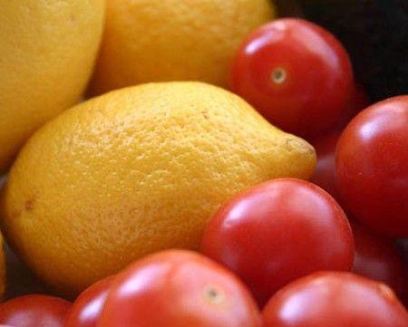 limoni pomodori