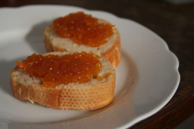 Marmellata di zucca e mele