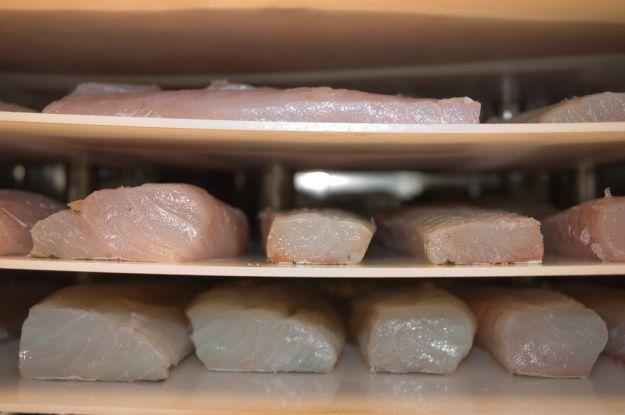 Merluzzo glassato col miso e grigliato